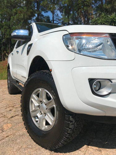ford ranger 3.2 limited 4x4 cab dupla diesel