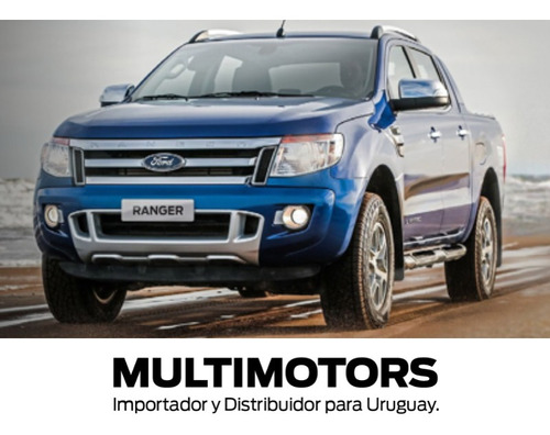 ford ranger 3.2 limited 4x4 doble cabina 2014 0km