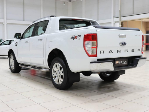 ford ranger 3.2 limited aut
