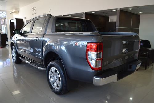 ford ranger 3.2 limited automatica 0km cd // forcam