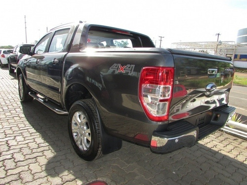 ford ranger 3.2 limited cab. dupla 4x4 aut. 4p 0km2018
