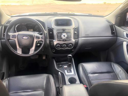 ford ranger 3.2 limited cab. dupla 4x4 aut. 4p 2014