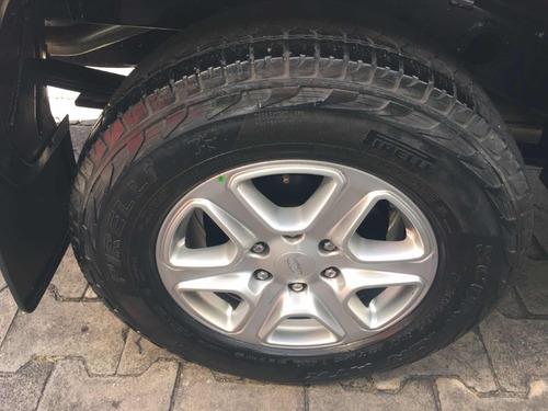 ford ranger 3.2 limited cab. dupla 4x4 aut. 4p 2015