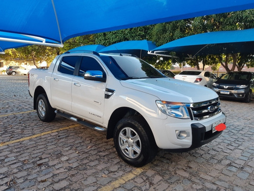 ford ranger 3.2 limited cab. dupla 4x4 aut. 4p 2015