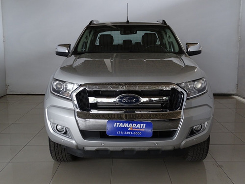 ford ranger 3.2 limited cab. dupla 4x4 aut. (5702)