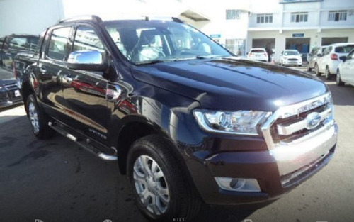 ford ranger 3.2 limited cab. dupla 4x4 aut.completo 0km2019