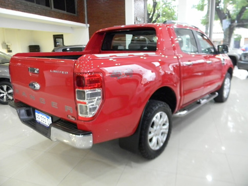 ford ranger 3.2 tdci limited 200cv automatica 2016  exelente