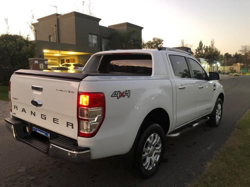 ford ranger 3.2 tdci limited 4x4 at 2016
