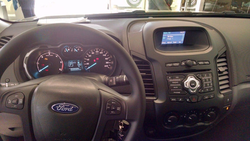 ford ranger 3.2 xls 4x2 doble cabina 0 km 2017