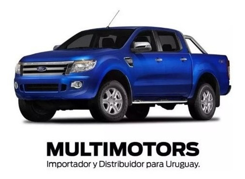 ford ranger 3.2 xlt 4x4  automatica doble cabina  2014  0km.