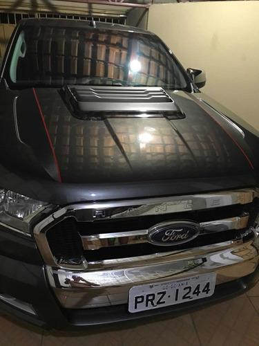 ford ranger 3.2 xlt cab. dupla 4x4 aut. 4p 2019