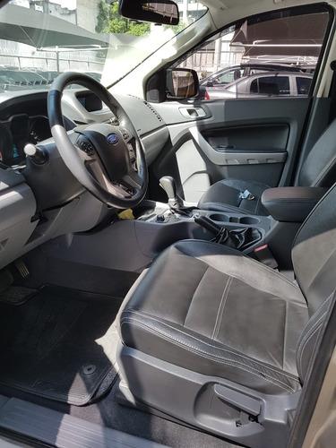ford ranger 3.2 xlt cab. dupla 4x4 aut. 4p, linda  !