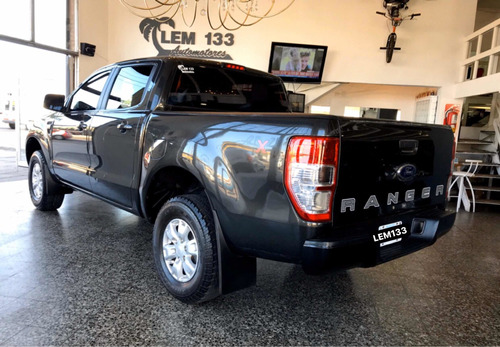 ford ranger 3.2d xls 4x4 caja 6ta doble cabina, anticipo $