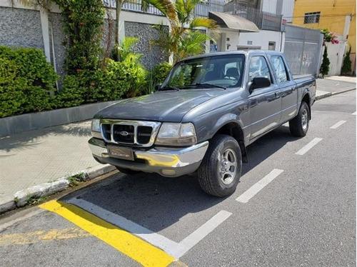 ford ranger 4.0 xlt 4x4 cd v6 12v gasolina 4p manual 2002/20