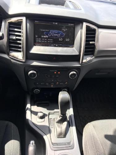 ford ranger 4p xlt doble cab l4/2.2 man diesel 4x4