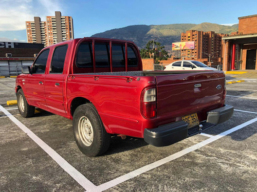 ford ranger 4x2 2.200cc recién pintada con 268.400kms