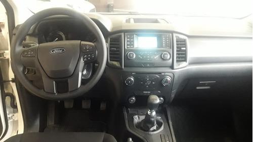 ford ranger 4x2 xl dc entrega inmediata 2021
