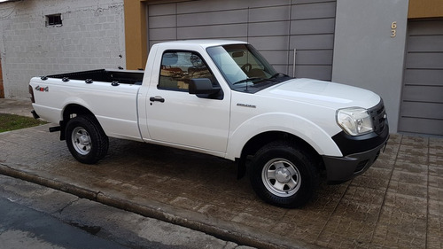 ford ranger 4x4 3.0 d cabina simple 2012