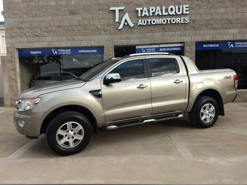 ford ranger 4x4 d.c. limited tope de gama caja manual