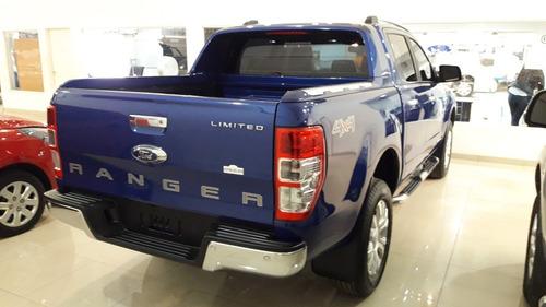 ford ranger 4x4 limited 3.2 tdci 200cv manual | 0 km 2018