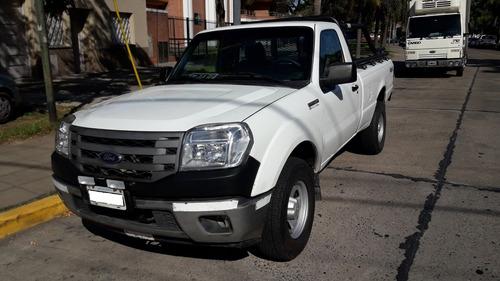 ford ranger 4x4 xl plus 3.0l d cabina simple caja 7 pies