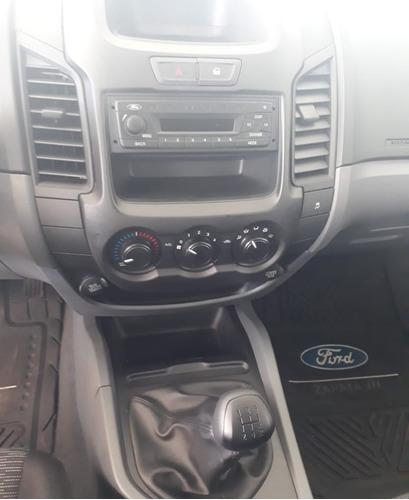 ford ranger base 2019 2.5 xl cabina doble mt 4x2