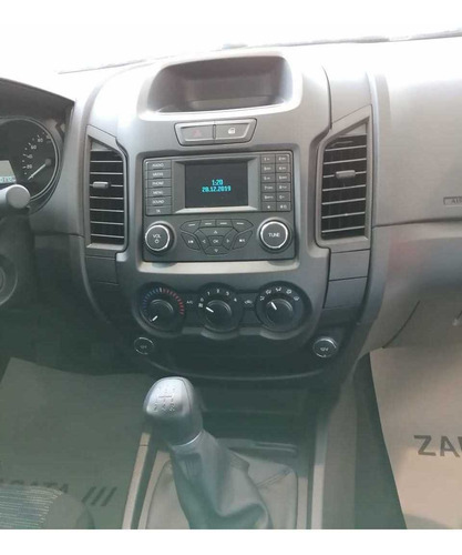 ford ranger base crew cab  2.5l 4x2 2020