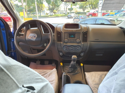 ford ranger base doble cabina gasolina xl 2.5l 4x2 2020 estr