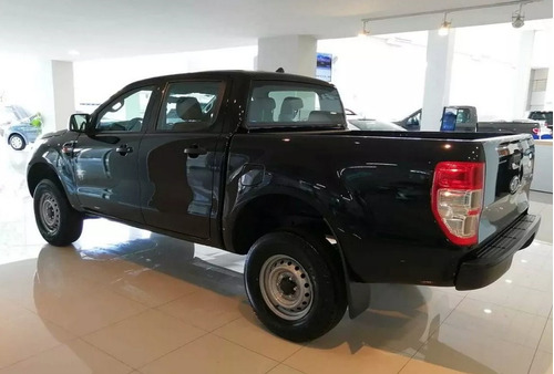ford ranger base negra 2020