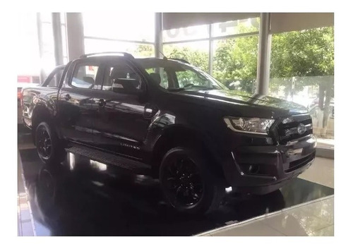 ford ranger black edition cabina doble 4x4 diesel at