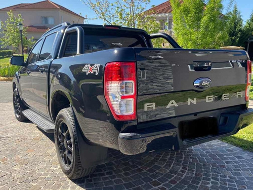 ford ranger black edition cabina doble 4x4 diesel at.