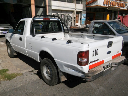 ford ranger cabina simple 2005 2.8 a/ac