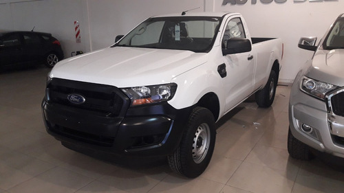 ford ranger cabina simple 4x2 xl