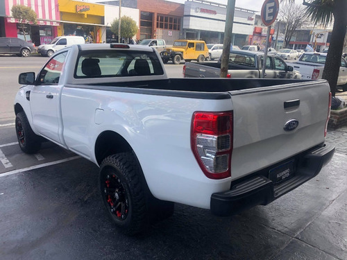 ford ranger cabina simple 4x4 2017