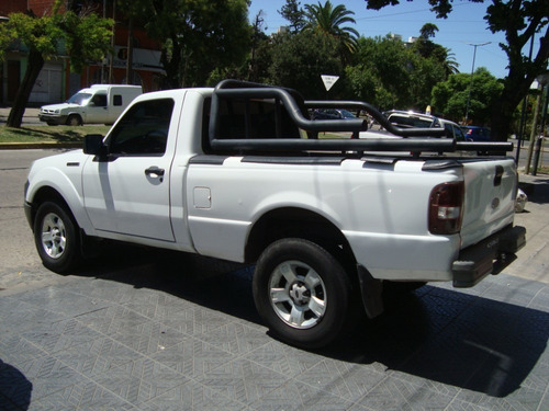 ford ranger cabina simple con aire/ac, dh y gnc  !!!!!