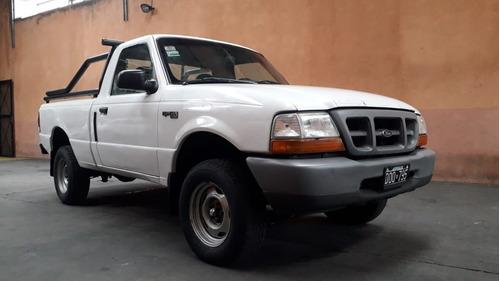 ford ranger cabina simple diesel 2.5 año 2000
