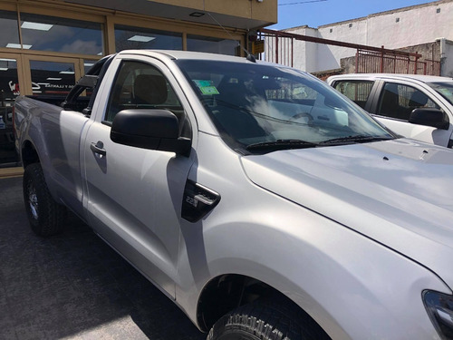 ford ranger cabina simple xl 4x4 2015