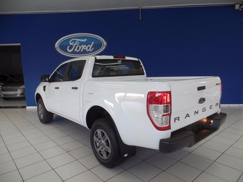 ford ranger cd 2.5 flex 4x2 xls - 2017 - jra