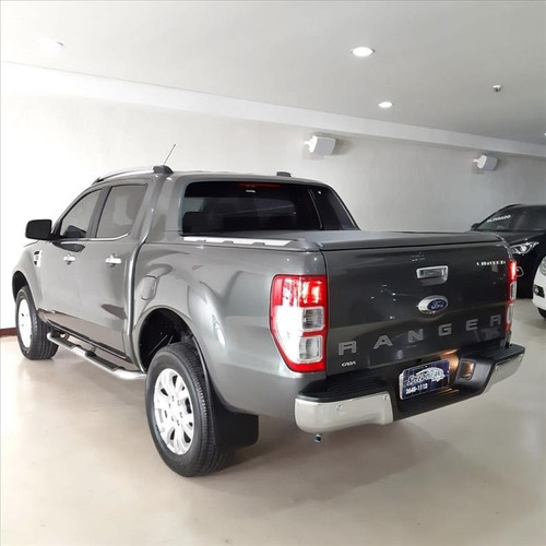 ford ranger cd limited plus 2015 flex 2.5 - excelente estado