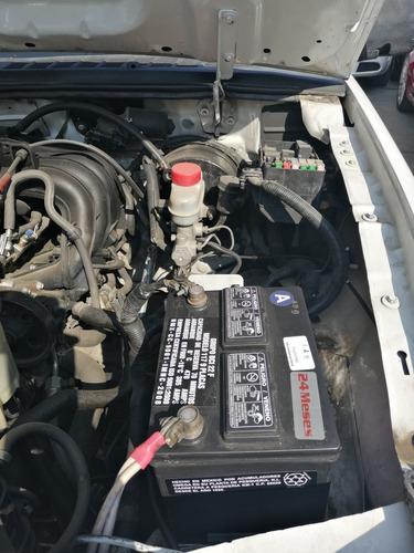 ford ranger chasis cab xl l4 5vel recibo tarjetas autos