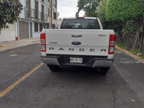 ford ranger crew cab 2017