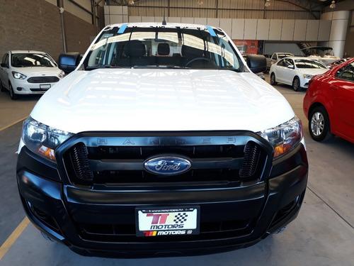 ford ranger crew cab xl 2017