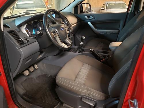 ford ranger  d/c 3.2 tdci xlt 4x2 mt  2016