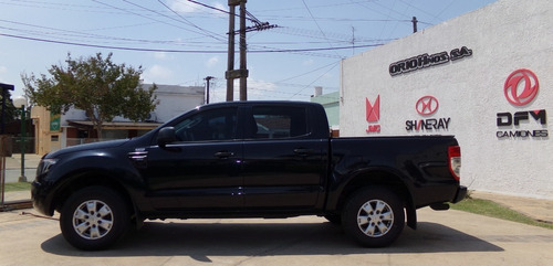 ford ranger d/c 3.2 tdi xls m/t 4x2 año 2012 impecable!