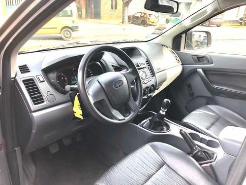 ford ranger dc 4x2 xl safety 2.2 dsl año `15