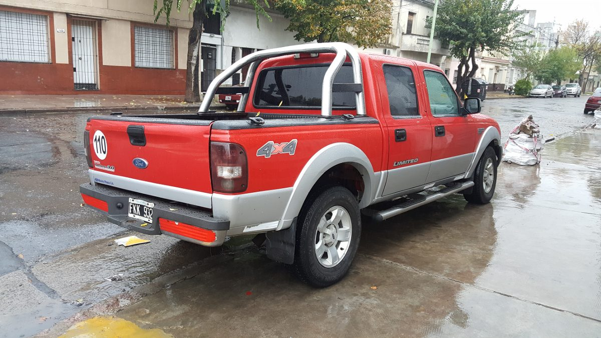 ford ranger 2006 4x4 limited