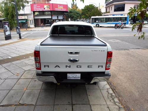 ford ranger dc 4x4  limited 3.2l dsl automatica