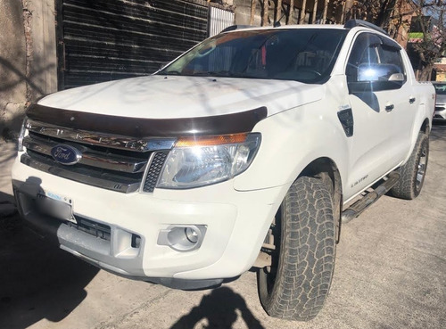 ford ranger dc limited 4x4 at 32. td 2013
