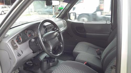 ford ranger d/c xl plus 3.0 diesel año 2008 color gris