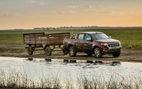 ford ranger d/c xlt 4x2 u$s 26.970* intermotors
